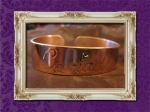 Copper Cariad Bangle 1 web