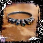 Garnet, Citrine, Yellow Sapphire, Emerald, Topaz, Sapphire & Amethyst